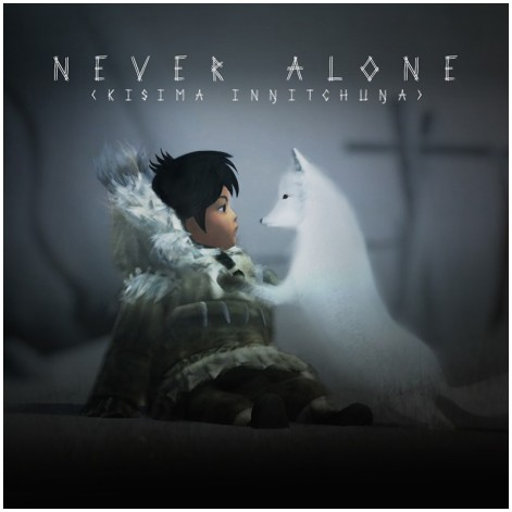 Never Alone cover image